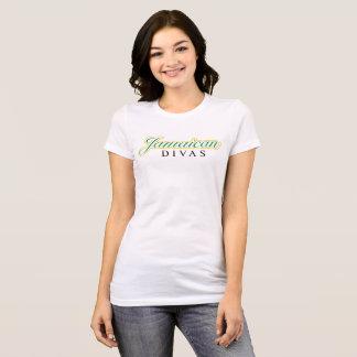 Jamaican Divas T Shirt
