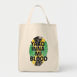 Jamaican DNA Tote Bag