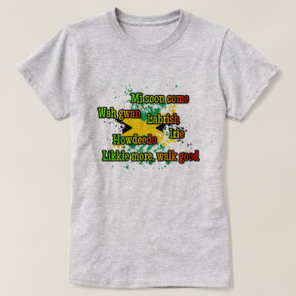 Jamaican expressions T-Shirt
