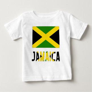Jamaican Flag and Jamaica Baby T-Shirt