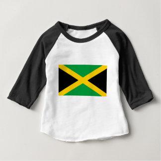 Jamaican Flag Baby T-Shirt