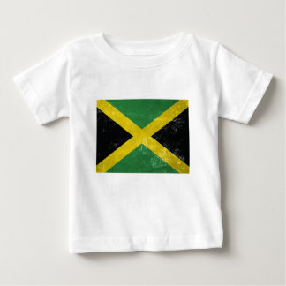 Jamaican Flag Baby T-Shirt