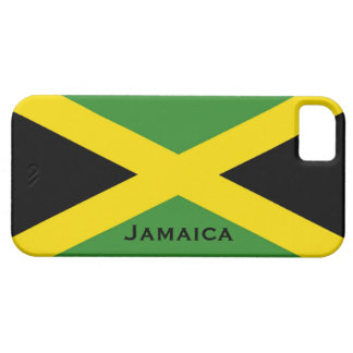 Jamaican Flag Black Green Yellow Jamaica iPhone 5 Covers