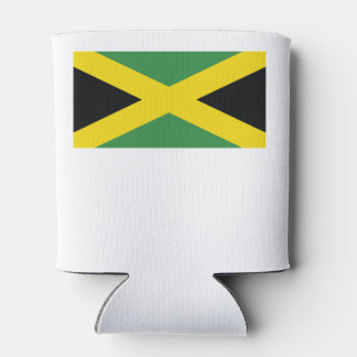 Jamaican Flag Can Cooler