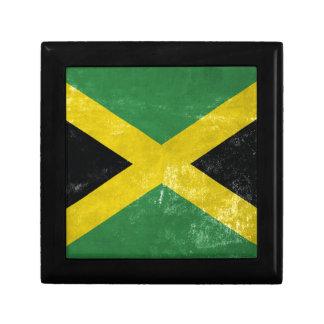 Jamaican Flag Gift Box
