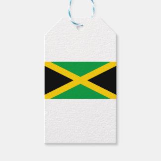 Jamaican Flag Gift Tags