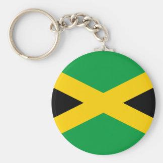 Jamaican Flag Key Ring