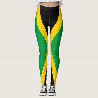 Jamaican Flag Leggings