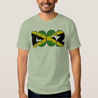 Jamaican Independece - New T Shirts