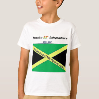 Jamaican Independence T-shirts