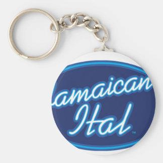 Jamaican Ital originals Key Ring