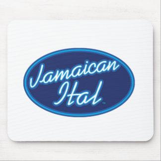 Jamaican Ital originals Mouse Pad