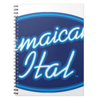 Jamaican Ital originals Notebook