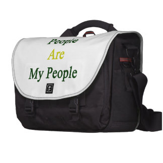 Jamaican People Are My People Bags For Laptop