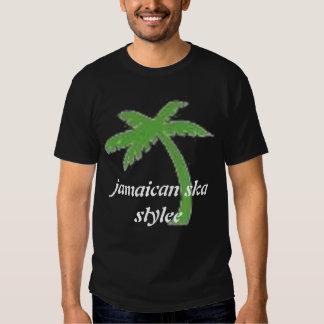 jamaican ska, jamaican ska stylee t shirts