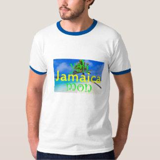 Jamaican Slang Yah Mon Tee Shirts