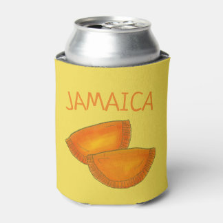 Jamaican Spicy Beef Patty Patties Jamaica Pastry Can Cooler