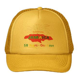 Jamaica's 50th Anniversary by Roxanne/Swellhead Cap
