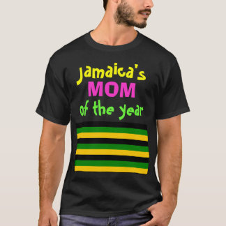 Jamaica's Mom of the Year T-Shirt