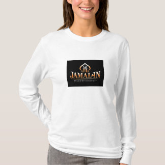 JAMAL-IN Ladies Long Sleeve Hoodie (Fitted)