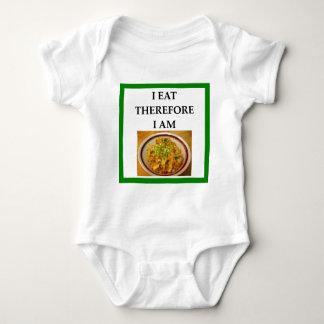 jambalaya baby bodysuit
