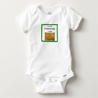 jambalaya baby onesie