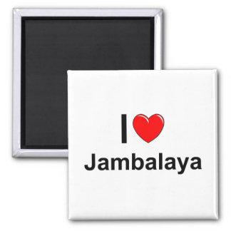 Jambalaya Magnet