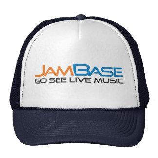 JamBase Lid Trucker Hat