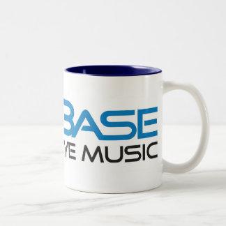 JamBase Two-Tone Mug