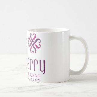 Jamberry Independent COnsultant Basic White Mug