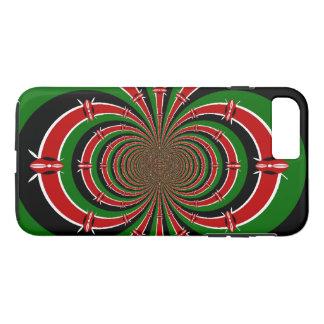 Jambo Habari ! Kenya Hakuna Matata iPhone 8 Plus/7 Plus Case