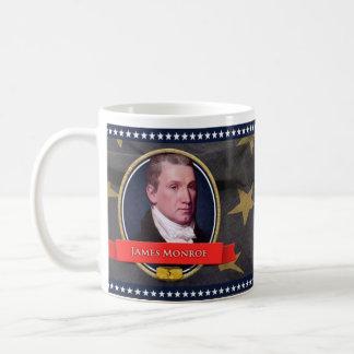 Jame Monroe Historical Mug