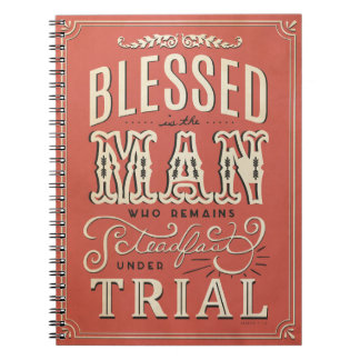James 1:12 Notebook