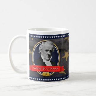 James Buchanan Historical Mug