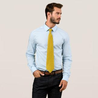 James Dean Satin Gold Yacht Captain Tie