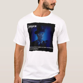James Joyce T Shirt
