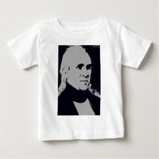 James K. Polk silhouette Baby T-Shirt