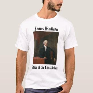 james_madison_by_gilbert_stuart, James Madison,... T-Shirt