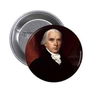 James Madison Pin