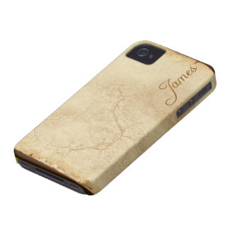 JAMES Name Branded iPhone 4 Case