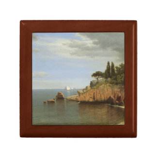 James Renwick Brevoort - Inside Eastern Point Small Square Gift Box