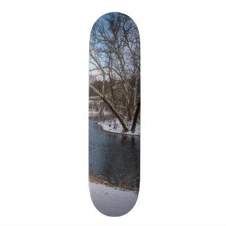 James River Cuts Back Skate Board Decks