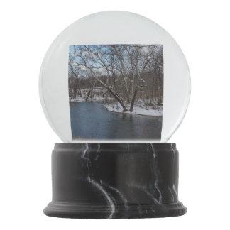 James River Cuts Back Snow Globes