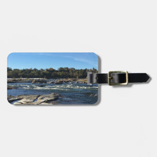 James River Luggage Tag