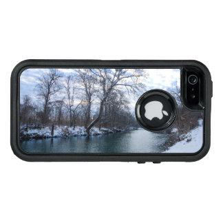 James River Winter OtterBox iPhone 5/5s/SE Case