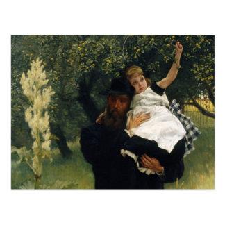 James Tissot Father CC0016 Postcard