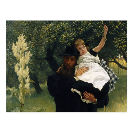 James Tissot Father CC0016 Postcard