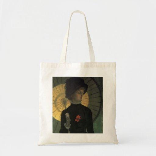 James Tissot Newton Parasol Tote Bag