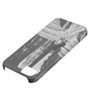 James Tissot Portico of National Gallery London Case For iPhone 5C