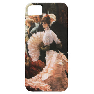 James Tissot The Political Lady iPhone 5 Case